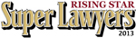 Super Lawyers Rising Star 2013